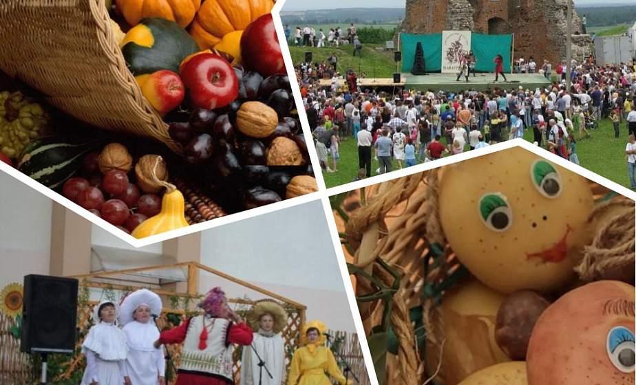 975 лет Новогрудку, праздник картошки на Лидчине и костюмы из овощей на Вороновщине. Куда уехать на уик-энд?