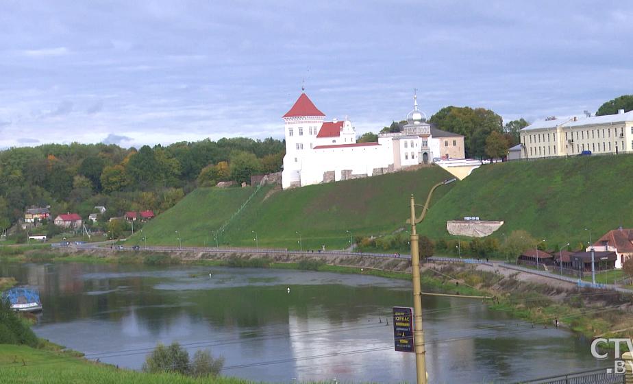 Можно будет заглянуть в каплицу, жилище чиновника и даже королевскую баню. Как возрождают Старый замок в Гродно (+видео)