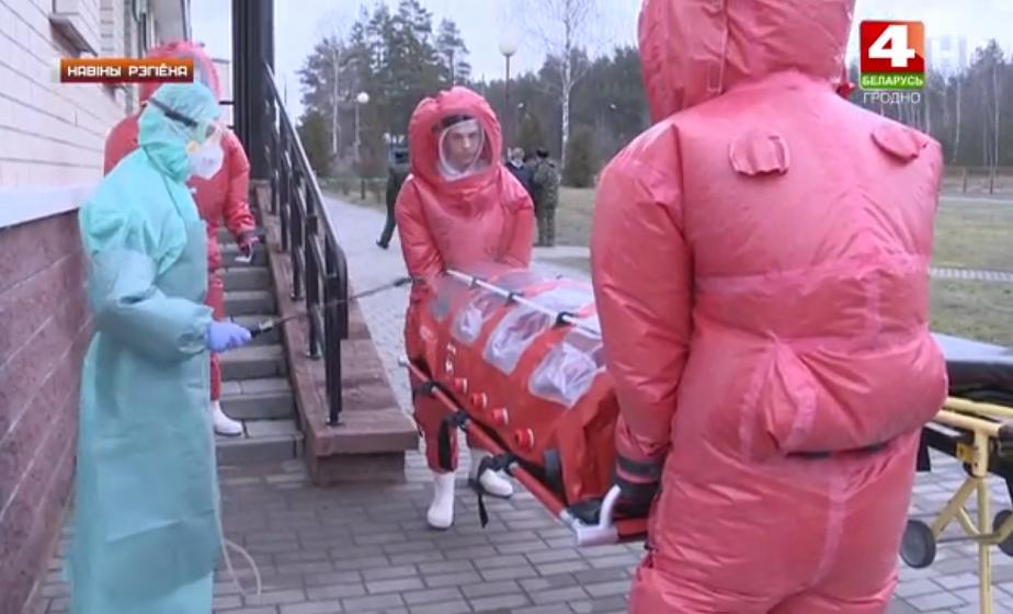 Санитарно-карантинный контроль лиц, прибывающих в Беларусь из Китая
