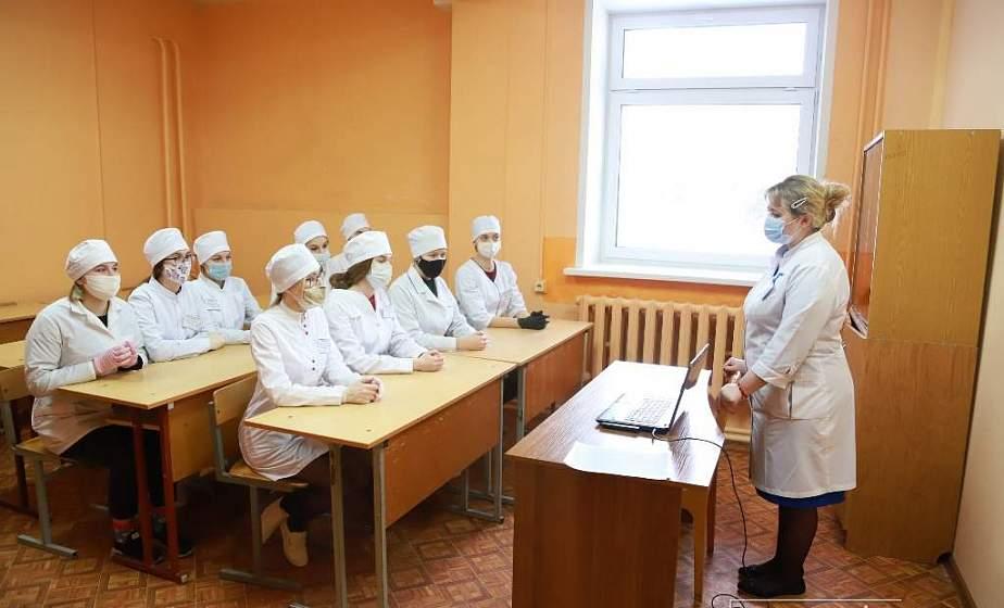 Новая специальность появится в гродненском медицинском колледже