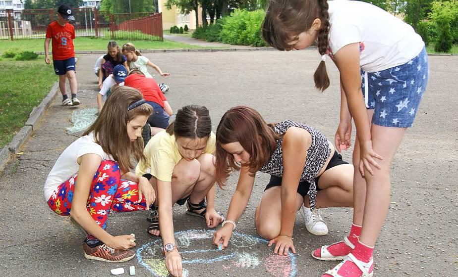 Путевка в лето. В пришкольных лагерях Гродненщины планируют оздоровить более 5 тысяч ребят