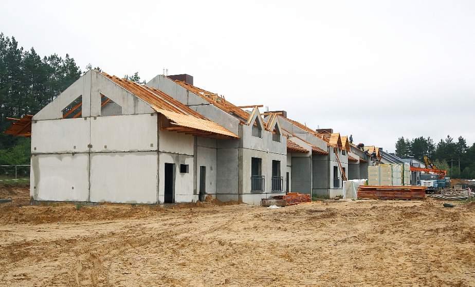 Квартира в Гродно или свой дом на его окраине? Это гарантирует вам ОАО «Гродножилстрой» в микрорайоне Зарица