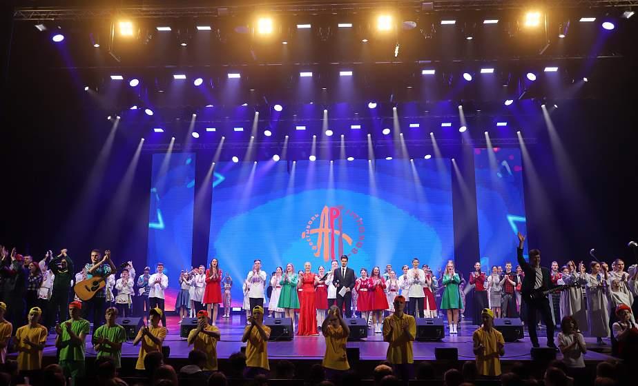 Большим гала-концертом завершился в Гродно республиканский фестиваль-конкурс «Арт-вакацыі-2021»