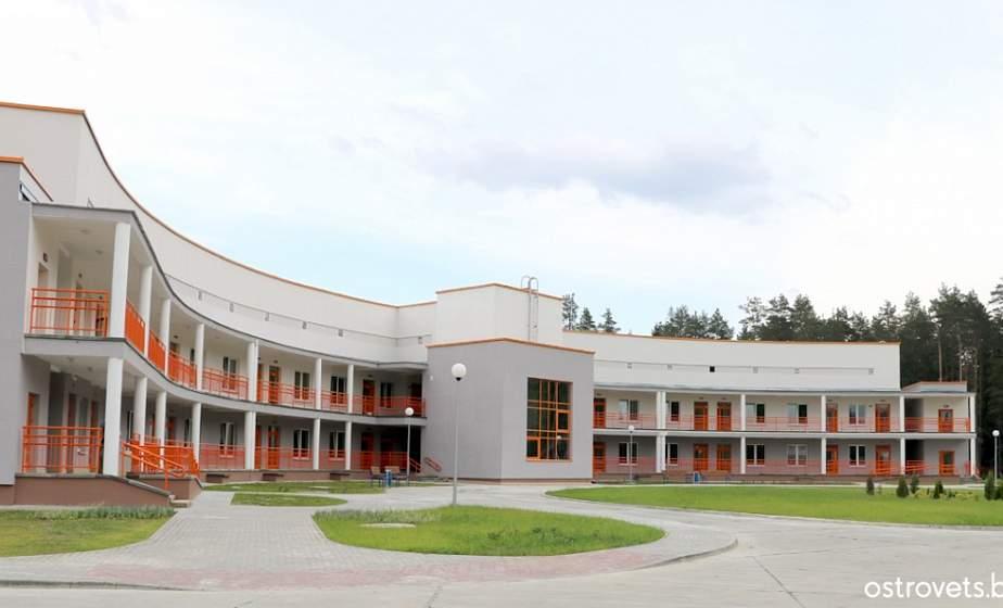 Новое инфекционное отделение открылось в Островце