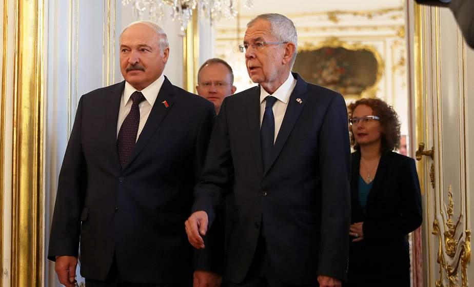 Близость подходов и проекты на миллиард - Александр Лукашенко заявил о намерении углубить отношения с Австрией