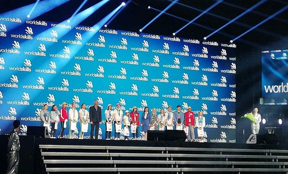 Представители ГрГУ имени Янки Купалы завоевали четыре награды в финале «WorldSkills Belarus 2020»
