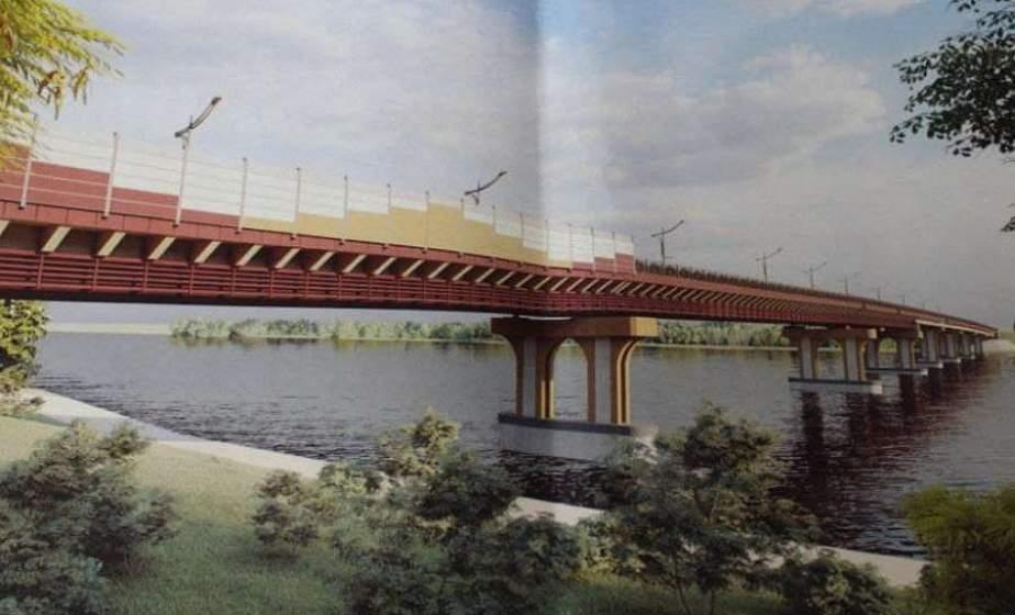В Лидском районе на дороге М11 возведут новый мост через Неман. Работы планируют начать в этом году