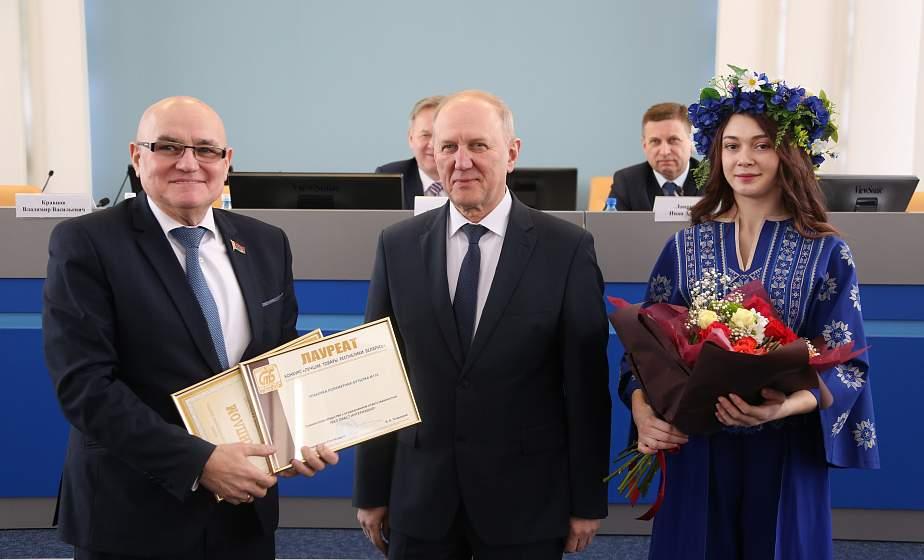 В Гродно наградили лауреатов конкурса «Лучшие товары Республики Беларусь» 2019 года