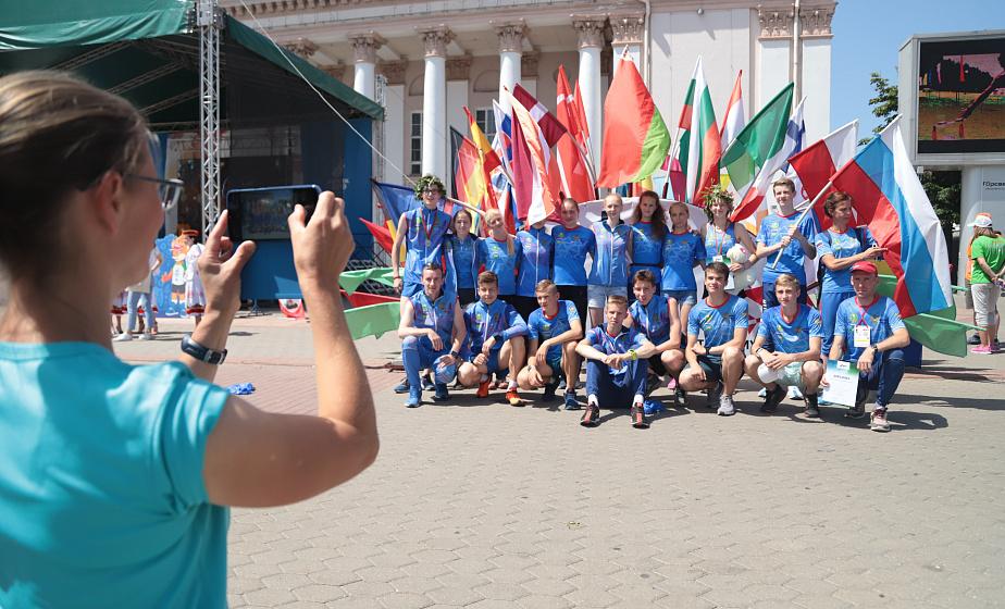 Финальный аккорд «шахмат на бегу»: в Гродно завершился чемпионат Европы по спортивному ориентированию среди юношей и девушек