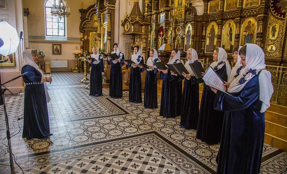 В Гродно стартовали конкурсные прослушивания участников «Коложского благовеста»