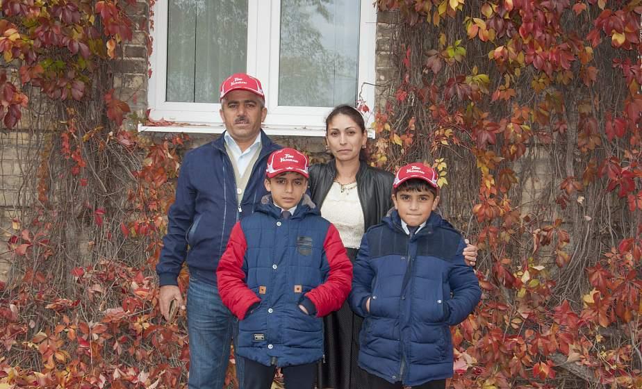 Родина там, где хорошо семье. Как водитель из Азербайджана переехал с семьей жить в Гродно и нашел здесь второй дом