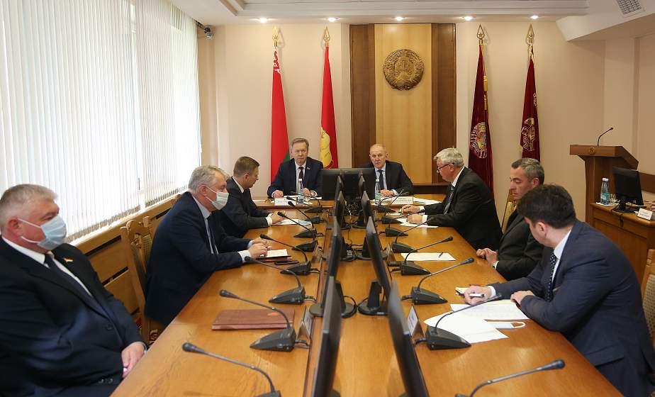 На Гродненщине сформирована областная избирательная комиссия