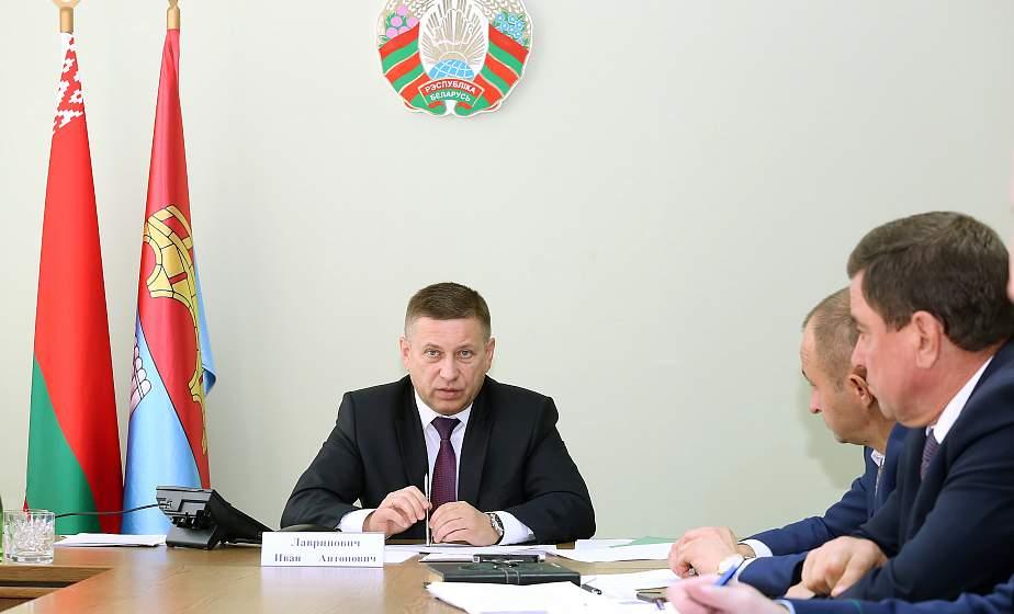 Иван Лавринович: «Приемы граждан позволяют оценить работу власти на местах»