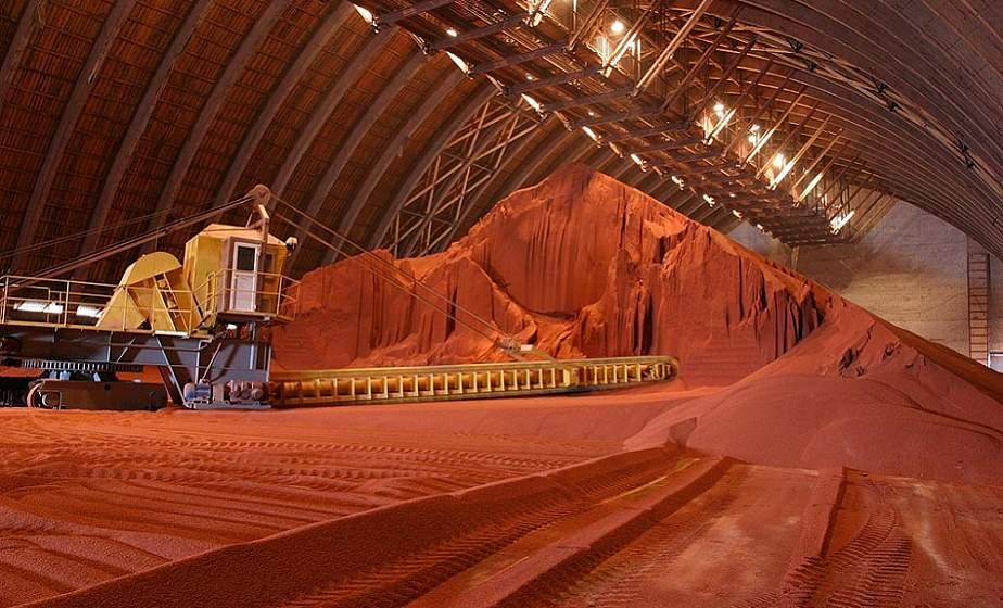 Беларусь в январе-сентябре увеличила экспорт калийных удобрений на 1,8%, азотных — на 5,7%
