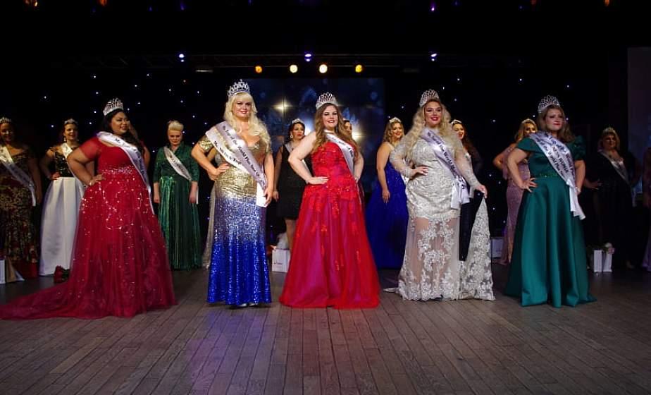 Белоруска завоевала корону вице-мисс на конкурсе «Мисс Мира Plus Size»