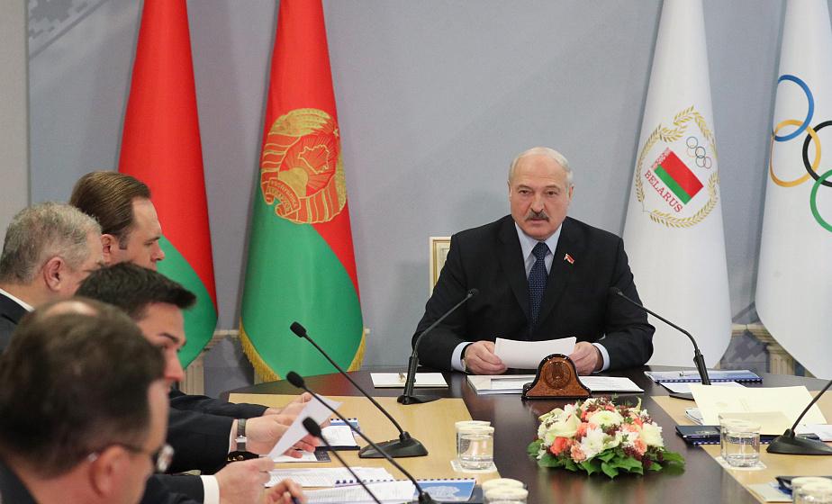 Александр Лукашенко подчеркивает исключительную значимость Европейских игр в истории суверенной Беларуси
