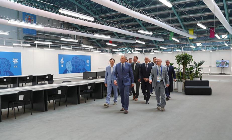 Международный вещательный центр II Европейских игр заработает с 17 июня