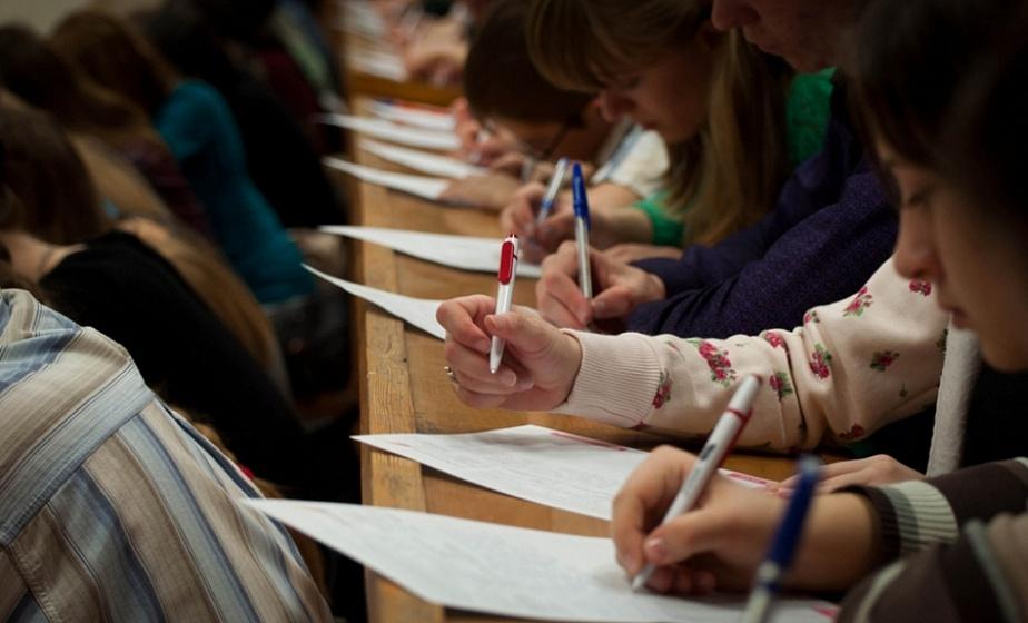 В Беларуси начинается централизованное тестирование