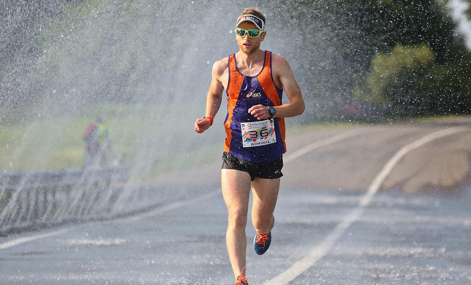 143 спортсмена пробежали марафон дружбы «Гродно-Друскининкай»