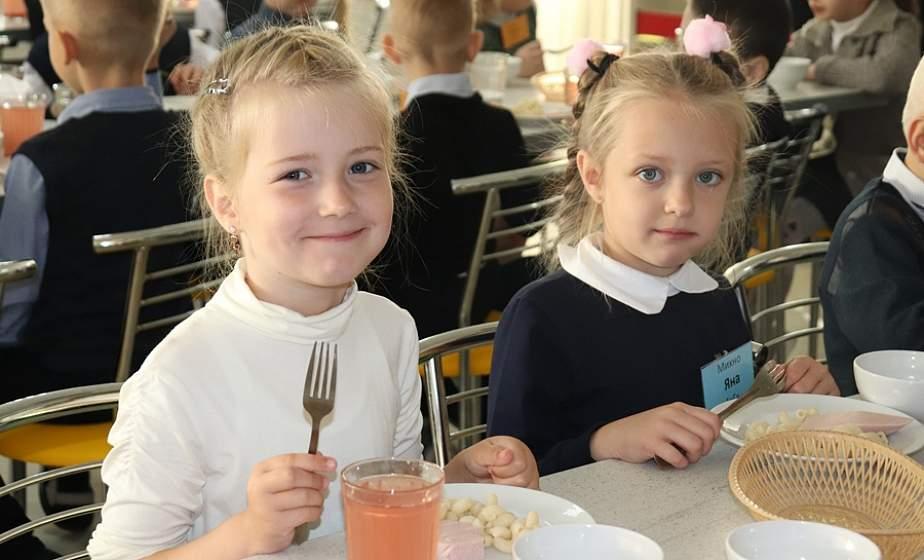 В детских садах и школах Беларуси увеличены нормы расходов на питание
