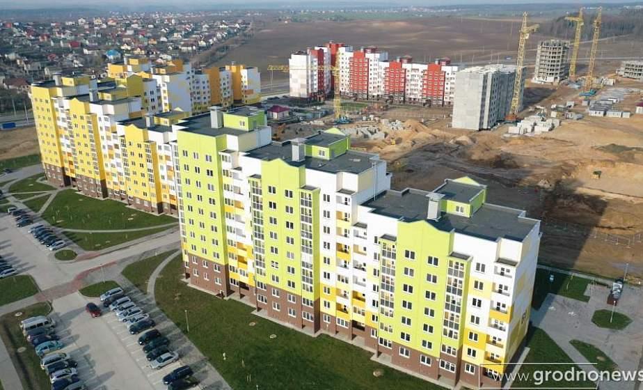 1255 многодетных семей на Гродненщине улучшат свои жилищные условия в 2020 году. Уже формируют список