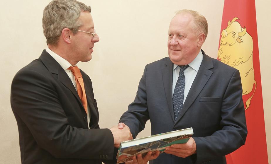 АПК, голландские лоукосты, туризм. Гродненский регион и Нидерланды активизируют сотрудничество