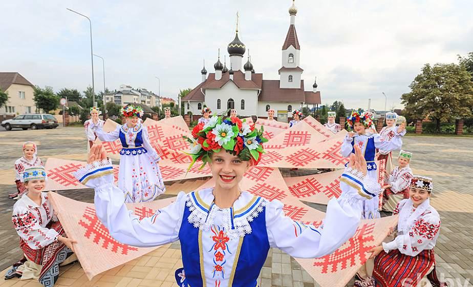 Белыничи отмечают День белорусской письменности