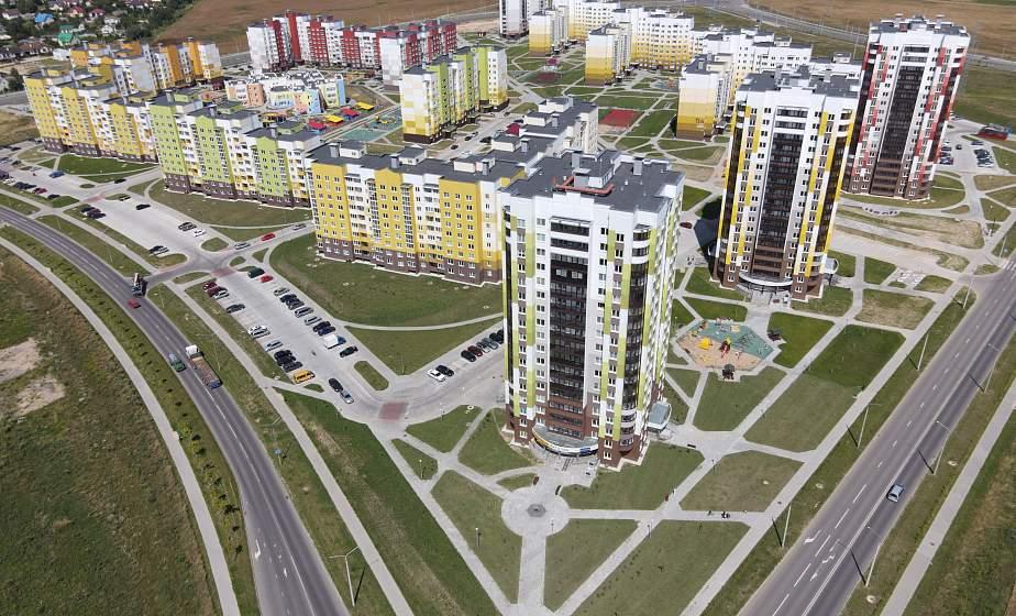Как застраивается микрорайон Грандичи в Гродно и какие социальные объекты появятся здесь в ближайшее время