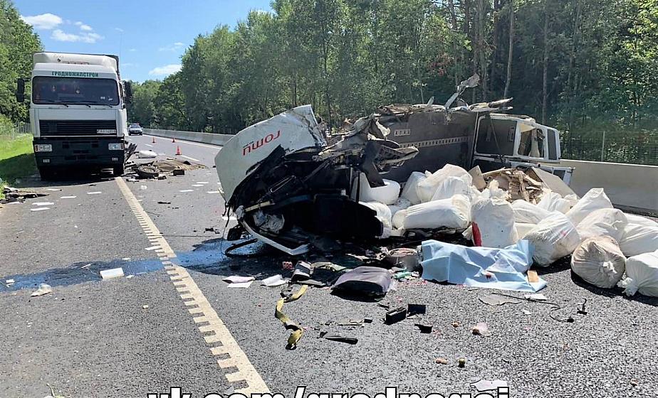 Смертельное ДТП на М6: новые подробности аварии