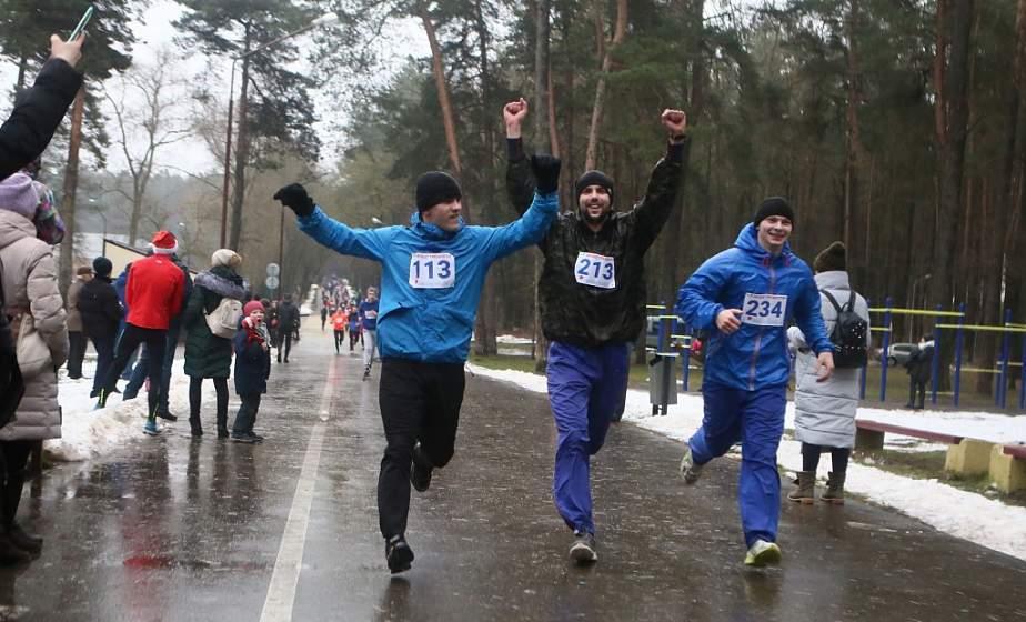 400 спортсменов из разных стран, один пробег. «Пробег трезвости» в Новый год прошел онлайн