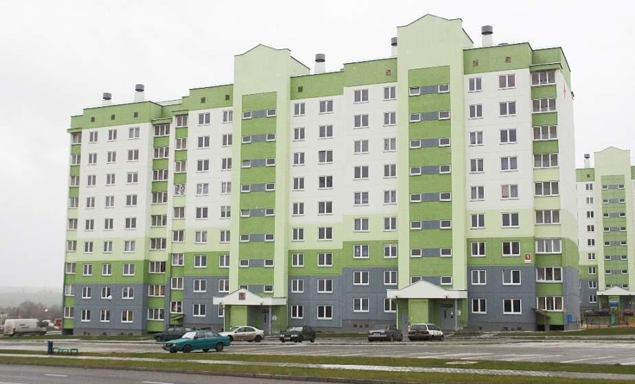 Около 200 квартир построят в этом году в регионе для инвалидов и детей-сирот