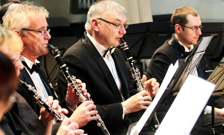 Концерт «Играем с оркестром» с участием Гродненской капеллы прошел в Гродно