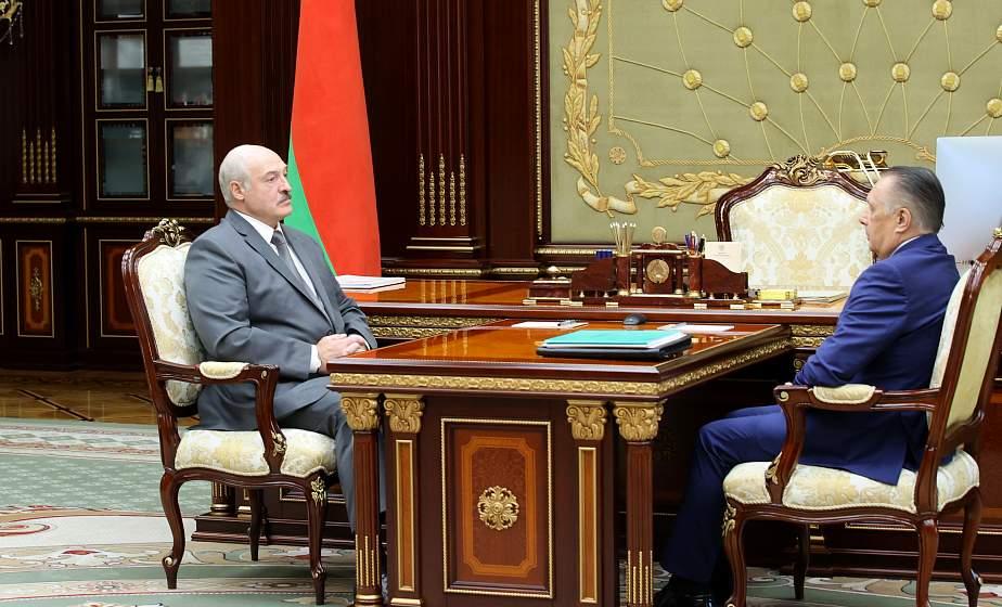 Тема недели. Александр Лукашенко: мы будем предлагать народу перемены, которые будут двигать общество вперед