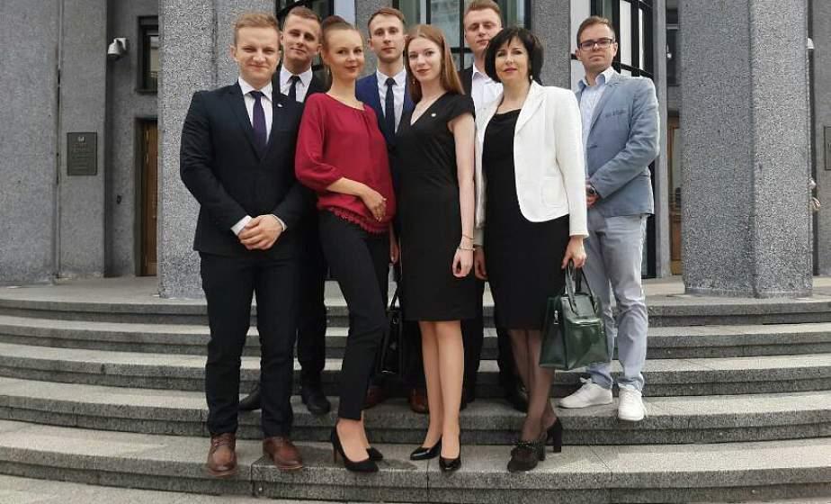 Для молодых парламентариев области участие в VI Всебелорусском народном собрании – престижная и почетная миссия