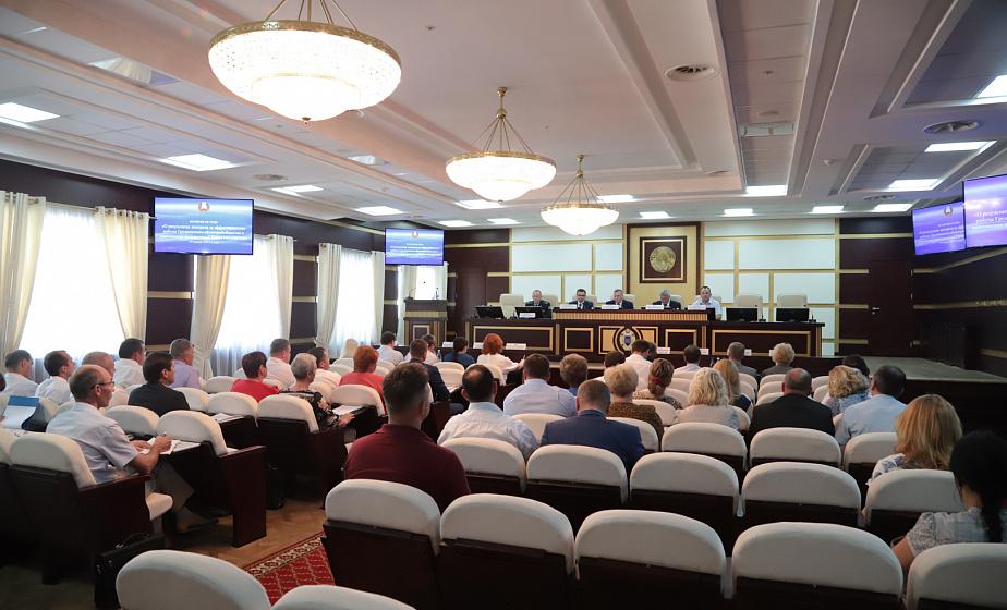 Эффективность деятельности облпотребобщества проанализировали на коллегии Комитета госконтроля области