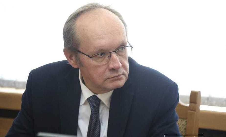 Владимир Хлябич: «Хочу, чтобы добрые, толерантные, трудолюбивые, искренние белорусы стремились решать проблемы только законным, мирным путем, с помощью конструктивного диалога»