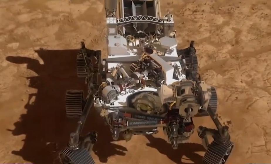 Постоянное присутствие людей на Марсе будет возможно уже к 2030 году