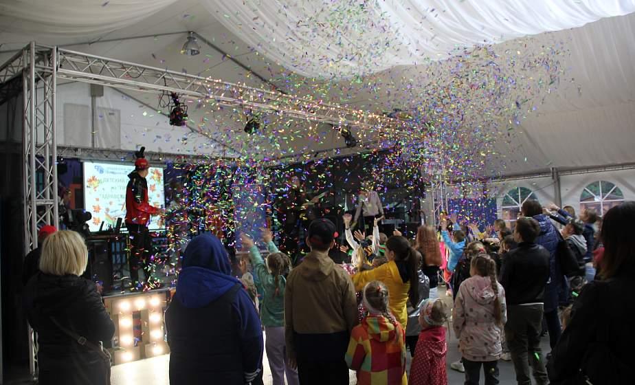 В преддверии нового учебного года профсоюзы Гродненщины организовали детский праздник для более, чем 200 ребят