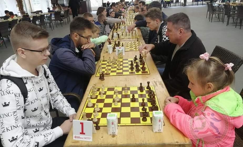 На Гродненщине открыт новый шахматный сезон