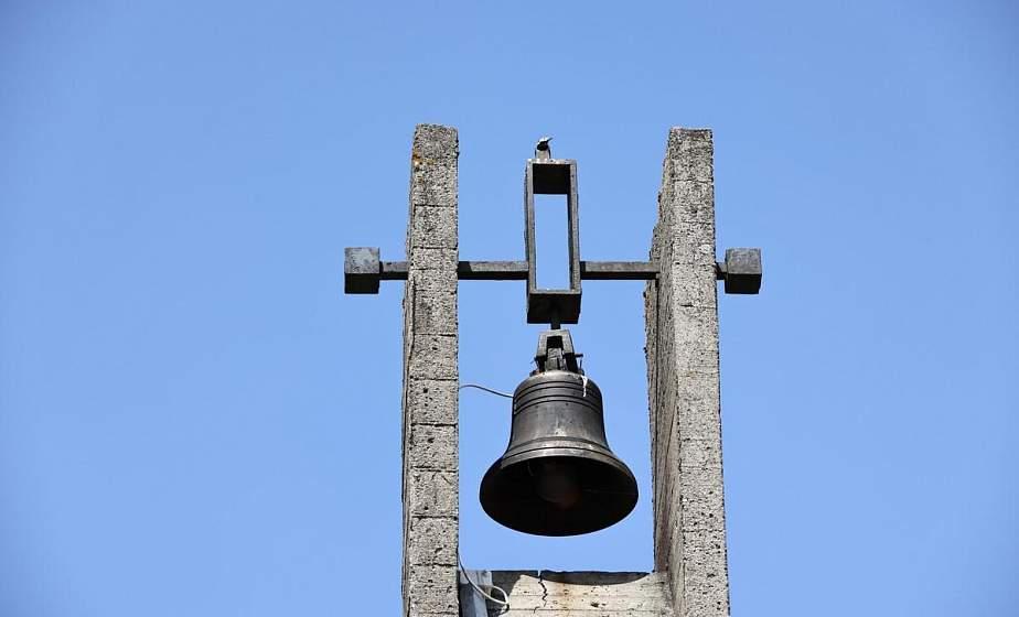 Беларусь помнит. Звонят колокола Хатыни