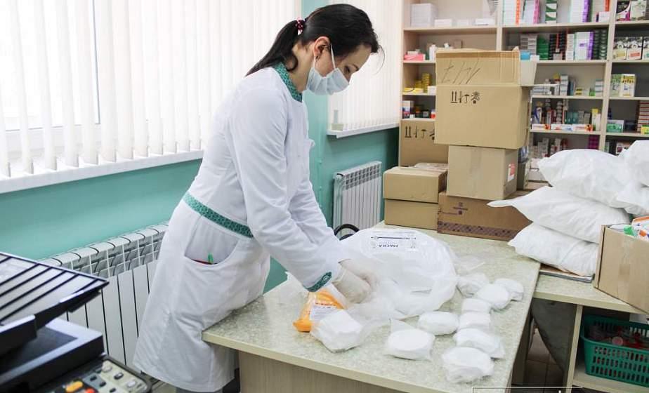 Более 7 тысяч рублей для медиков уже собрали профсоюзные работники Гродненской области