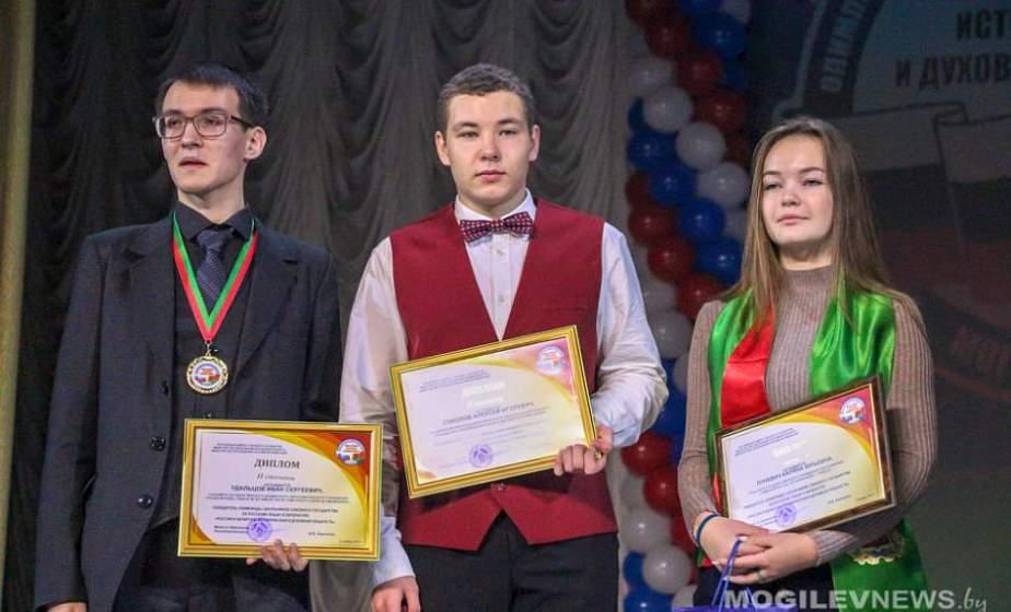 Школьники Гродненщины заняли второе место в олимпиаде Союзного государства по русскому языку
