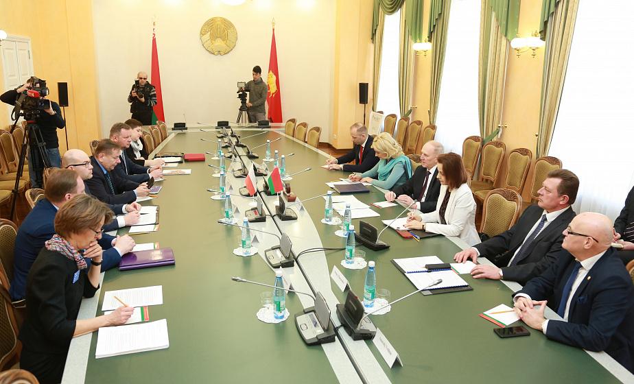 Гродненская область и Подляское воеводство будут активнее развивать приграничную инфраструктуру