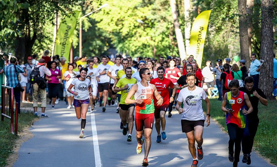 «Европейские забеги» #velcombegom: жителей Гродненщины зовут пробежать рекордные 200 000 километров в помощь детям-спортсменам с ограниченными возможностями