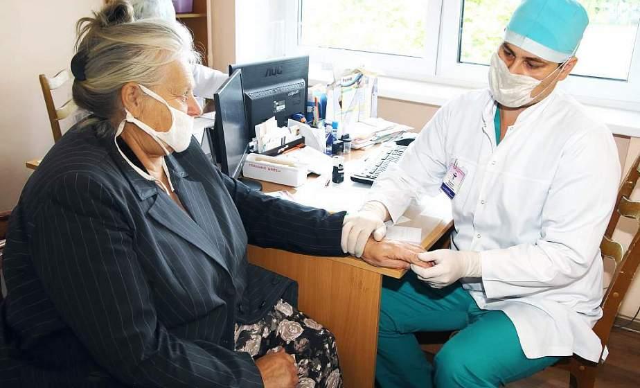 Как работают с пациентами городские поликлиники в период пандемии?