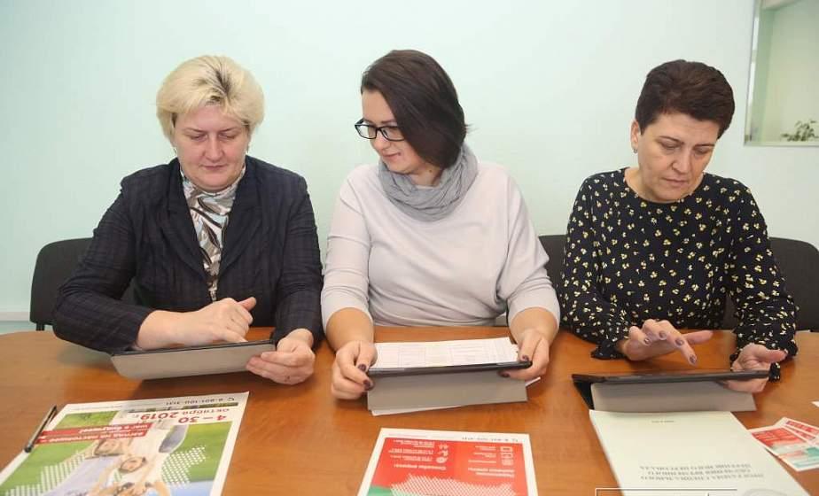 В переписи населения Беларуси приняли участие уже более 500 тыс. человек