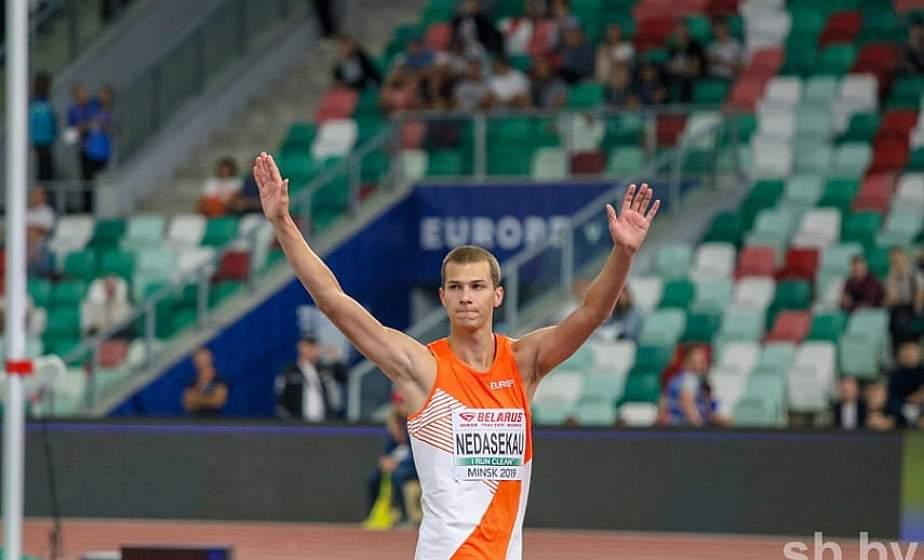 Названы лучшие легкоатлеты Беларуси