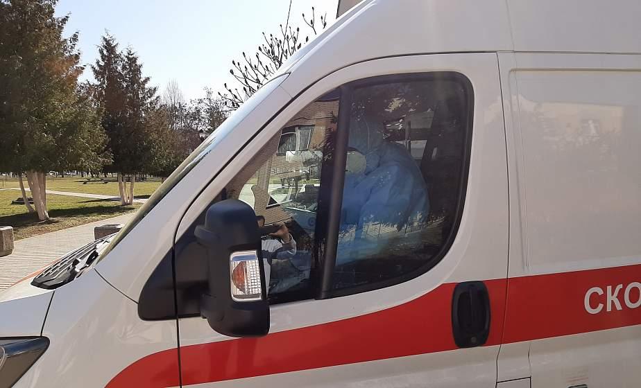 Подтвержденных случаев инфицирования сотрудников скорой медицинской помощи в Гродно не зафиксировано