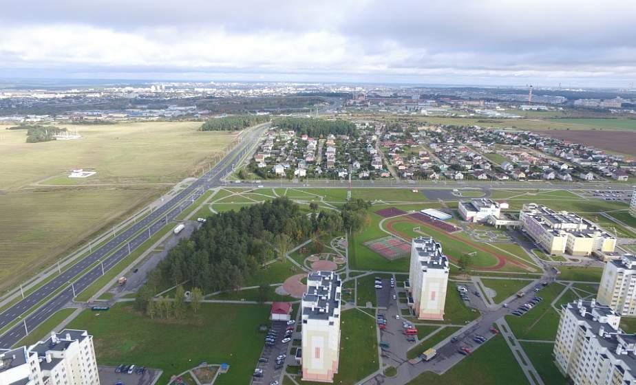 В Гродно в Ольшанке построят таунхаусы. Земельный участок продан на аукционе почти за 1 миллион рублей