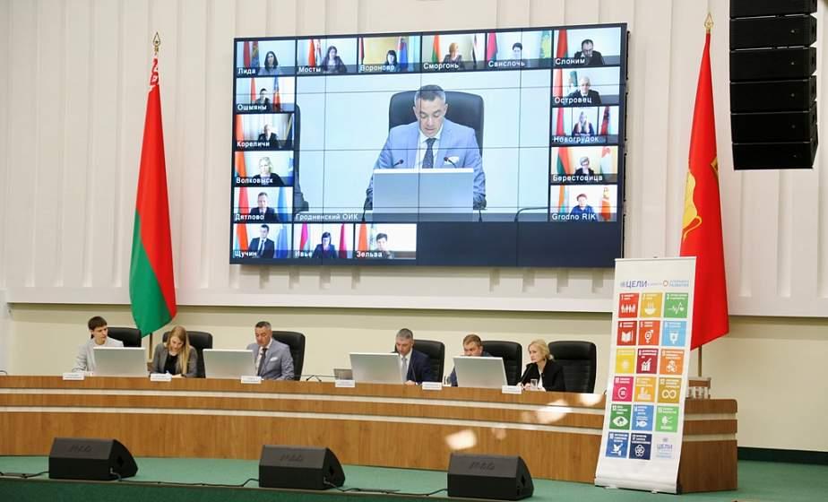 Новые возможности бизнеса на внешних рынках. Региональный круглый стол по вопросам вступления Беларуси в ВТО собрал порядка 120 участников